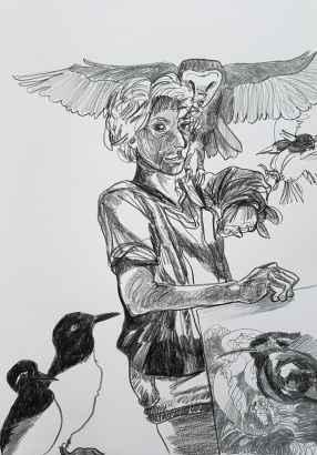 Du hast mehrere Vögel