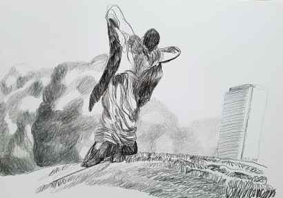 Der Kampf mit dem Engel