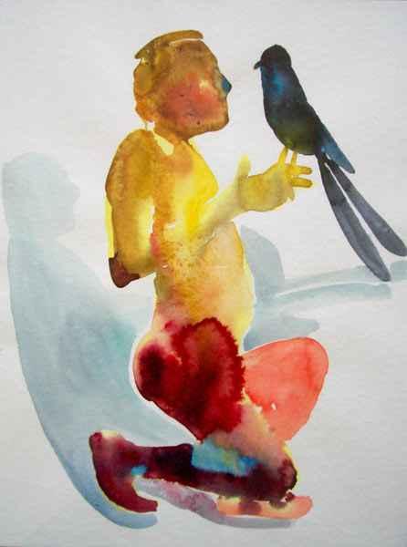 Paradiesvogel 1